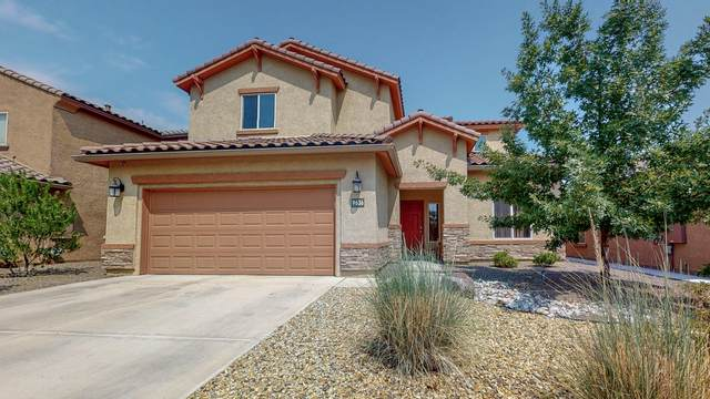 9636 Monolith Drive NW, Albuquerque, NM 87114 (MLS #975557) :: Berkshire Hathaway HomeServices Santa Fe Real Estate