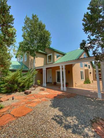 52 Paa Ko Drive, Sandia Park, NM 87047 (MLS #975753) :: Campbell & Campbell Real Estate Services