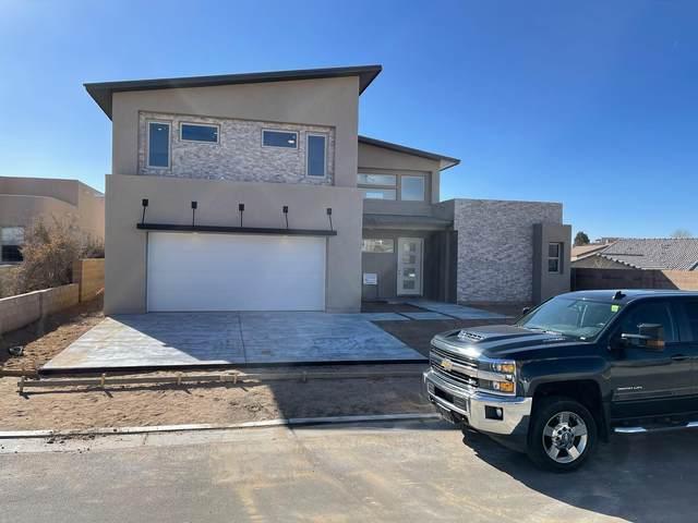 4548 Arrowhead Avenue NW, Albuquerque, NM 87114 (MLS #976066) :: Keller Williams Realty