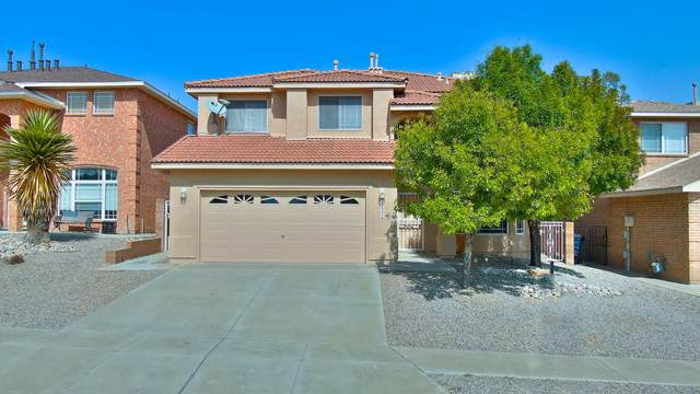 4235 Ridingcircle Road NW, Albuquerque, NM 87114 (MLS #976151) :: The Bigelow Team / Red Fox Realty