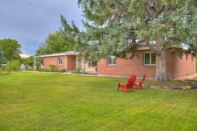 900 Ortega Road NW, Albuquerque, NM 87114 (MLS #976242) :: Berkshire Hathaway HomeServices Santa Fe Real Estate
