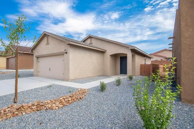 9808 Sacate Blanco Avenue SW, Albuquerque, NM 87121 (MLS #976330) :: Berkshire Hathaway HomeServices Santa Fe Real Estate