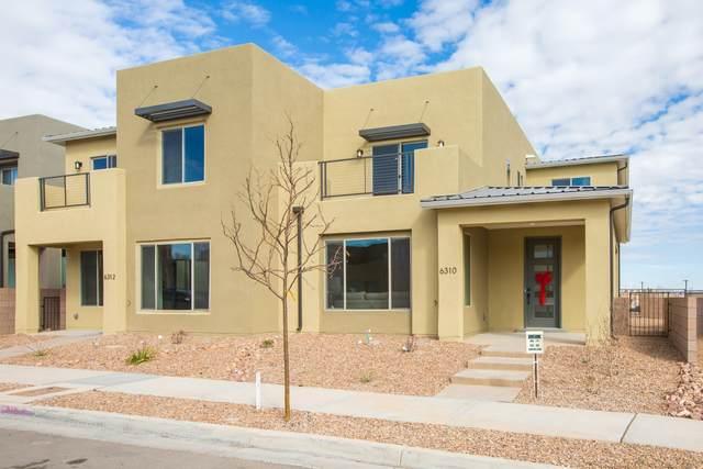 6310 Vista Del Bosque Drive NW, Albuquerque, NM 87120 (MLS #976405) :: The Bigelow Team / Red Fox Realty