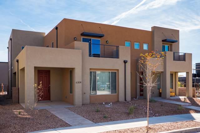 6304 Vista Del Bosque Drive NW, Albuquerque, NM 87120 (MLS #976411) :: The Bigelow Team / Red Fox Realty