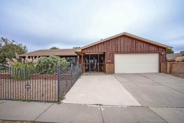 514 Monte Alto Drive NE, Albuquerque, NM 87123 (MLS #976718) :: The Bigelow Team / Red Fox Realty