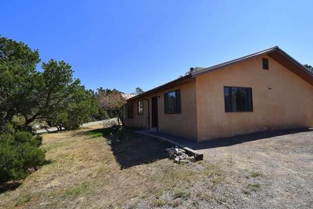 14 Tierra Linda, Edgewood, NM 87015 (MLS #977674) :: The Bigelow Team / Red Fox Realty