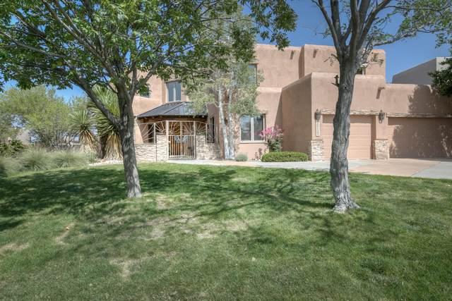 8717 Royal Glo Drive NE, Albuquerque, NM 87122 (MLS #977878) :: The Bigelow Team / Red Fox Realty