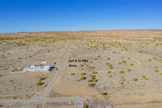 Lot 6 6634 Valmera Road NE, Rio Rancho, NM 87144 (MLS #977991) :: Keller Williams Realty