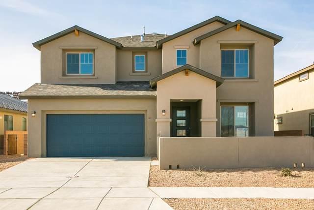 6105 Oldenberg Drive SE, Albuquerque, NM 87106 (MLS #978321) :: Sandi Pressley Team