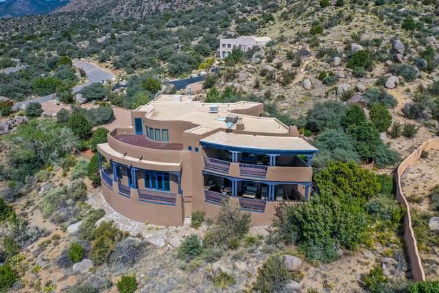 53 Rock Ridge Court NE, Albuquerque, NM 87122 (MLS #978481) :: Keller Williams Realty