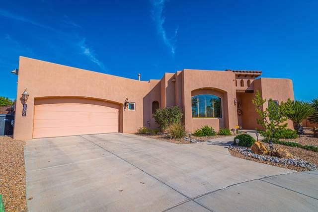 3605 Greystone Ridge Drive SE, Rio Rancho, NM 87124 (MLS #978685) :: The Bigelow Team / Red Fox Realty