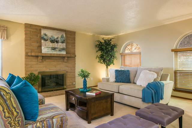 2705 Casa Del Norte Court NE, Albuquerque, NM 87112 (MLS #979178) :: Campbell & Campbell Real Estate Services