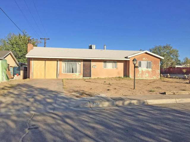 3002 Val Verde Road NE, Albuquerque, NM 87110 (MLS #979195) :: The Bigelow Team / Red Fox Realty