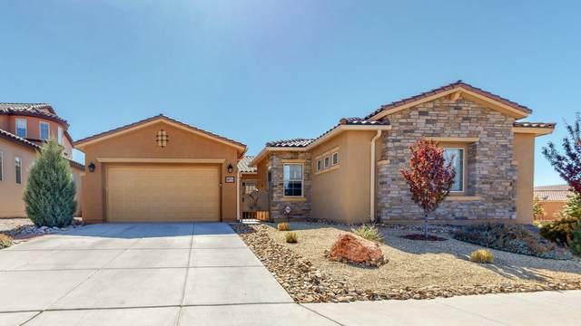 4007 Plaza Colina Lane NE, Rio Rancho, NM 87124 (MLS #979233) :: The Buchman Group