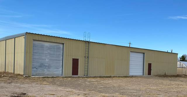 8 Spencer Road, Estancia, NM 87016 (MLS #979267) :: The Buchman Group