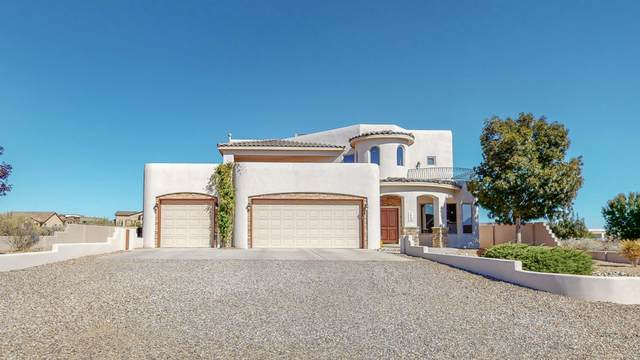 1529 22nd Avenue SE, Rio Rancho, NM 87124 (MLS #979280) :: The Buchman Group