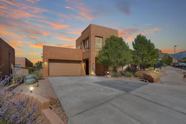 13215 Slateridge Place NE, Albuquerque, NM 87111 (MLS #979282) :: The Bigelow Team / Red Fox Realty