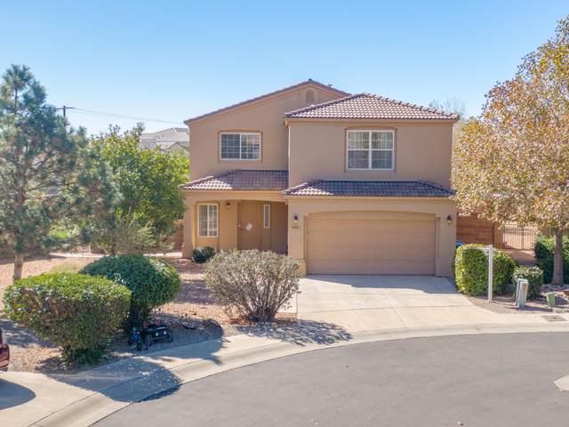 8901 Lochside Lane NE, Albuquerque, NM 87113 (MLS #979391) :: The Bigelow Team / Red Fox Realty