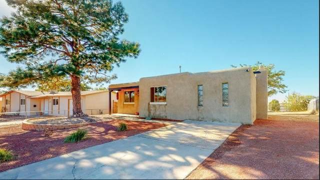 12513 Nambe Avenue NE, Albuquerque, NM 87123 (MLS #979396) :: The Bigelow Team / Red Fox Realty