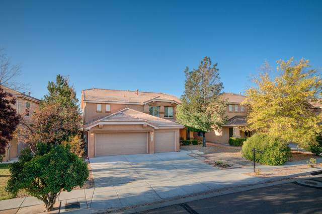 6504 Avenida Seville NW, Albuquerque, NM 87114 (MLS #979456) :: The Bigelow Team / Red Fox Realty