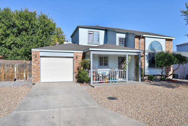 1367 Fireweed Drive NE, Rio Rancho, NM 87144 (MLS #979714) :: The Buchman Group
