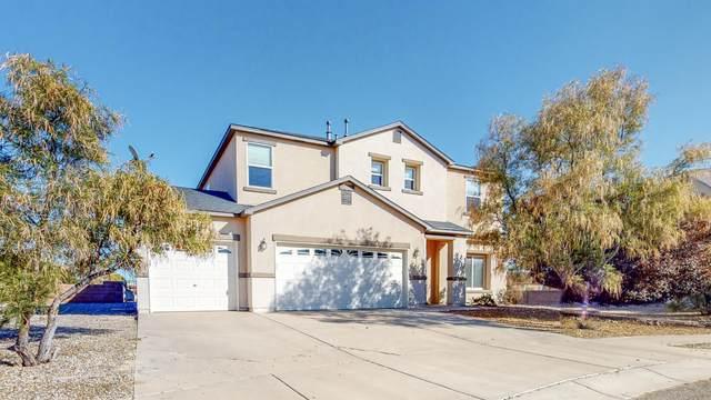 1118 Sugar Ridge Court SE, Rio Rancho, NM 87124 (MLS #979754) :: The Bigelow Team / Red Fox Realty