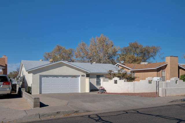 1129 Nakomis Drive NE, Albuquerque, NM 87112 (MLS #980235) :: The Bigelow Team / Red Fox Realty