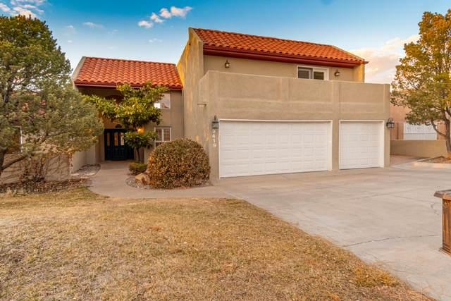 9419 Seabrook Drive NE, Albuquerque, NM 87111 (MLS #980287) :: HergGroup Albuquerque