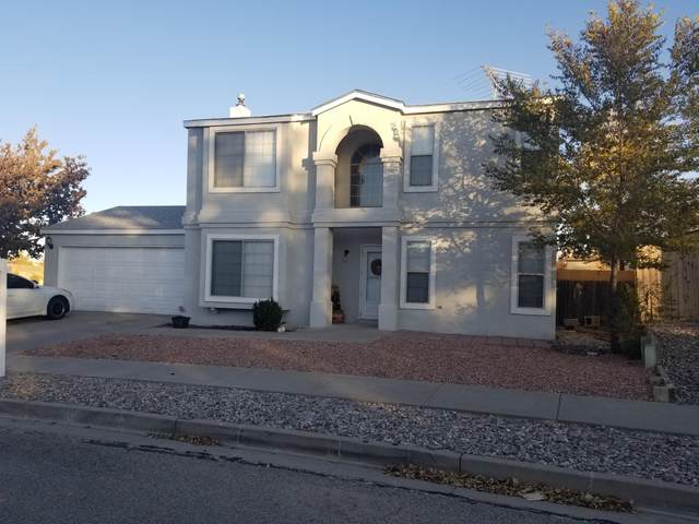 1652 Twinberry Drive NE, Rio Rancho, NM 87144 (MLS #980472) :: Berkshire Hathaway HomeServices Santa Fe Real Estate