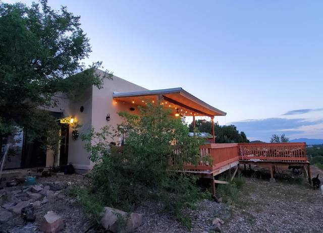 71 Snowline Road, Cedar Crest, NM 87008 (MLS #980674) :: Campbell & Campbell Real Estate Services
