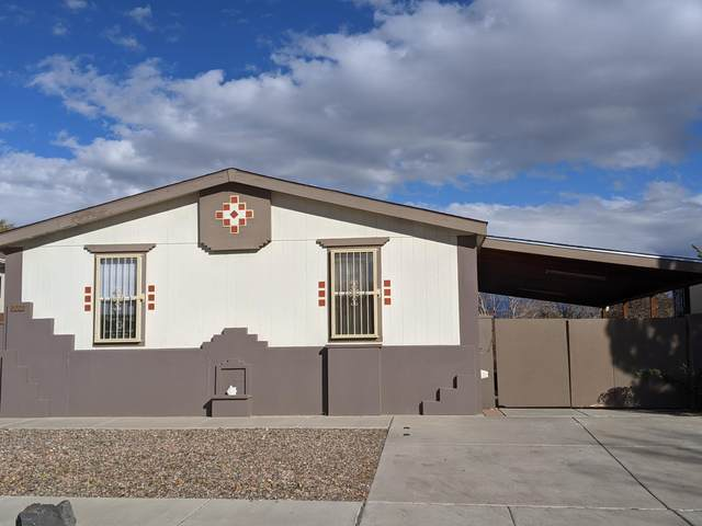 220 Westcourt Place NW, Albuquerque, NM 87105 (MLS #980852) :: The Bigelow Team / Red Fox Realty