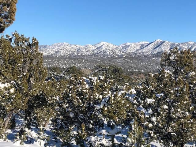 21 Chaco Loop, Sandia Park, NM 87047 (MLS #981010) :: The Buchman Group