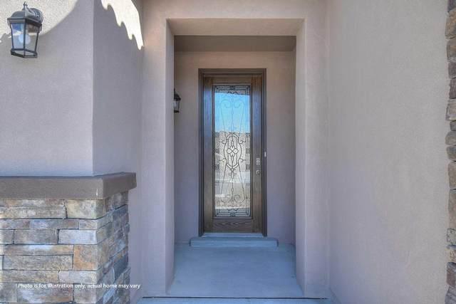 8701 Downburst Avenue NW, Albuquerque, NM 87120 (MLS #981186) :: The Buchman Group