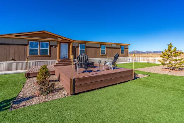 19 Vans Ranch Rd, Stanley, NM 87056 (MLS #981326) :: Campbell & Campbell Real Estate Services
