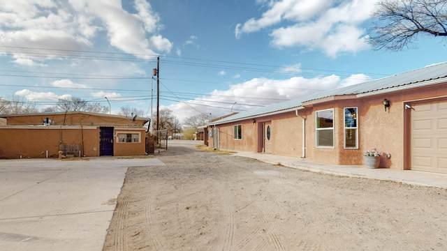 3479 3481 Main Street SE, Los Lunas, NM 87031 (MLS #981427) :: The Buchman Group