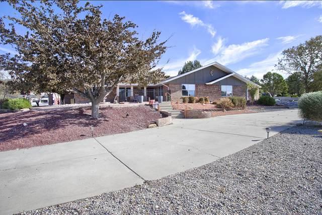 1601 La Cabra Drive SE, Albuquerque, NM 87123 (MLS #981440) :: The Bigelow Team / Red Fox Realty