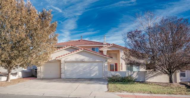 10332 Durham Street NW, Albuquerque, NM 87114 (MLS #981478) :: Campbell & Campbell Real Estate Services