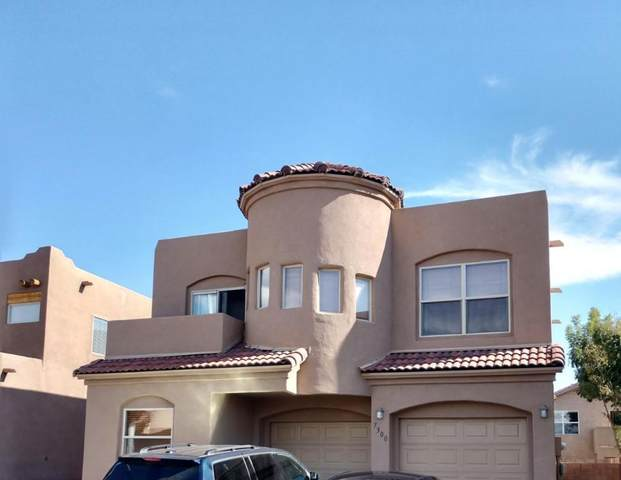 7300 Via Contenta NE, Albuquerque, NM 87113 (MLS #981735) :: Sandi Pressley Team