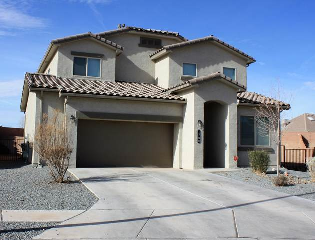 1700 Valle Vista Road NW, Los Lunas, NM 87031 (MLS #982100) :: The Buchman Group