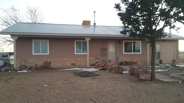 127 Chavez Road, Moriarty, NM 87035 (MLS #982106) :: Campbell & Campbell Real Estate Services