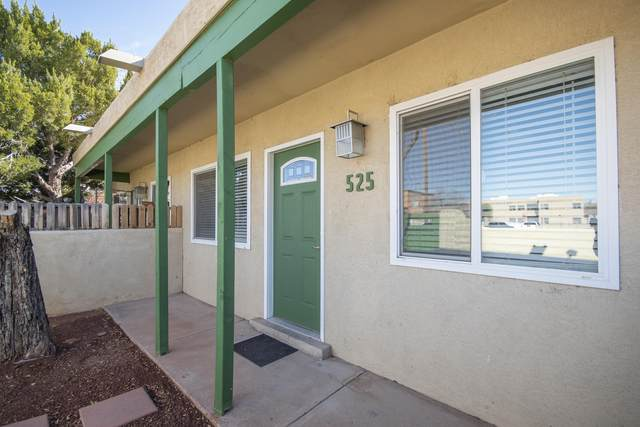 525 Madison Place SE, Albuquerque, NM 87108 (MLS #982169) :: The Bigelow Team / Red Fox Realty
