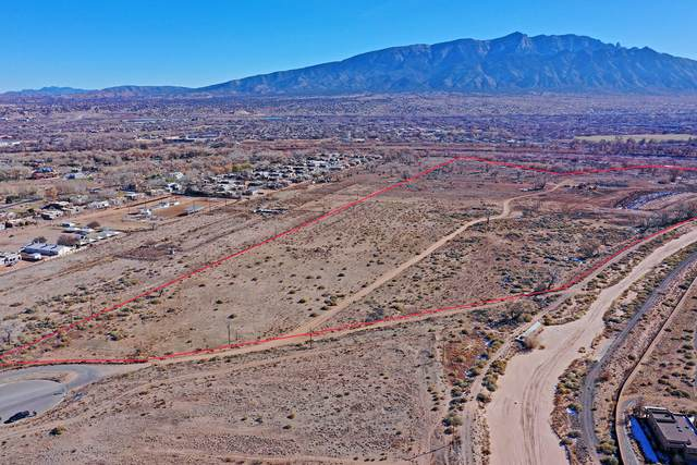 Sherriffs Posse Road, Bernalillo, NM 87004 (MLS #982227) :: Campbell & Campbell Real Estate Services