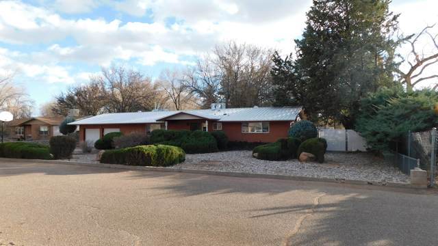 332 Enchanted Valley Place NW, Los Ranchos, NM 87107 (MLS #982407) :: The Bigelow Team / Red Fox Realty