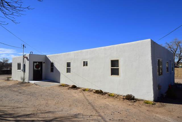 3120 Amalia Road SW, Albuquerque, NM 87105 (MLS #982783) :: Sandi Pressley Team