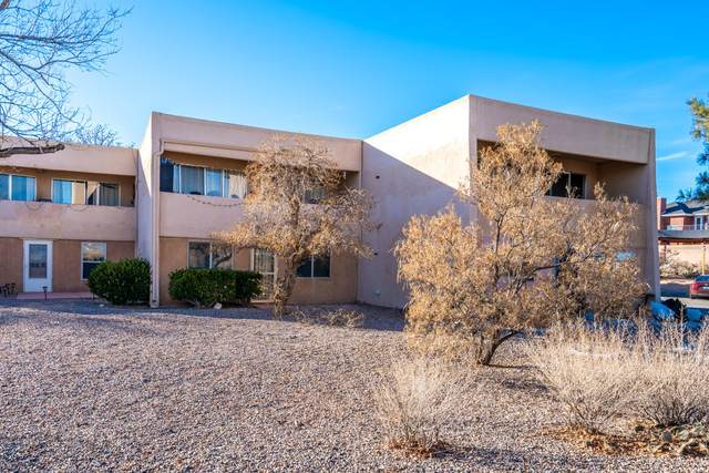 4703 Country Club Lane NW H3, Albuquerque, NM 87114 (MLS #982864) :: Campbell & Campbell Real Estate Services
