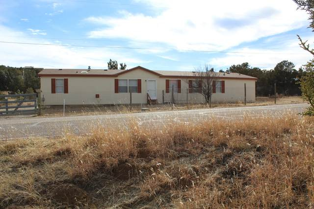 52 Windmill Road, Edgewood, NM 87015 (MLS #983253) :: The Buchman Group