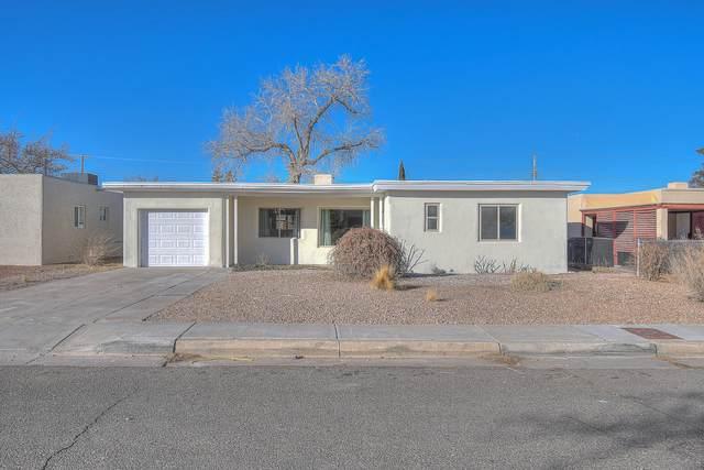 1805 Dakota Street NE, Albuquerque, NM 87110 (MLS #983535) :: Campbell & Campbell Real Estate Services