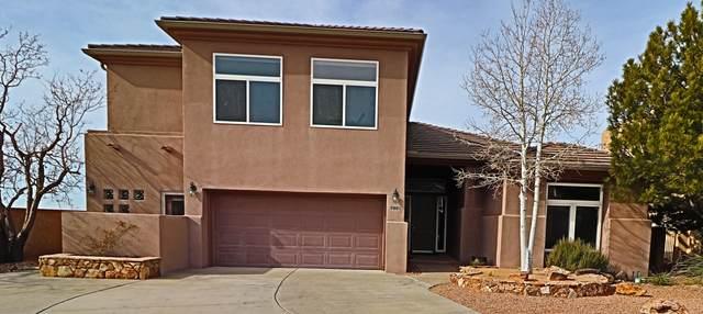 5901 Wildflower Trail NE, Albuquerque, NM 87111 (MLS #983909) :: HergGroup Albuquerque