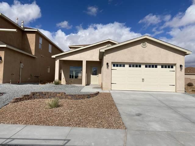 2486 Desert Sky Street, Los Lunas, NM 87031 (MLS #983929) :: The Buchman Group