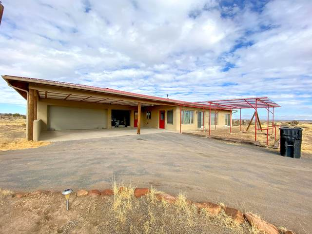 7 Canyon Drive, Canoncito, NM 87026 (MLS #984195) :: The Buchman Group